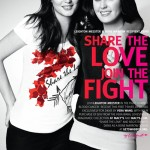 Vera Wang and Leighton Meester team up to raise money and awareness for DKMS