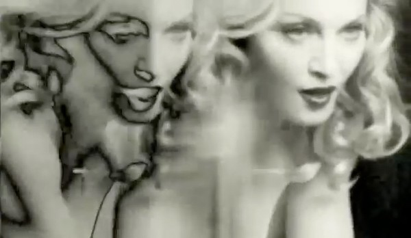 Watch Madonna's Truth or Dare fragrance commercial