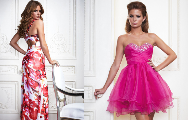 Made in Chelsea's Millie Mackintosh models Lipsy's new VIP collection!