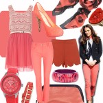 Midweek Moodboard: Crushing on coral
