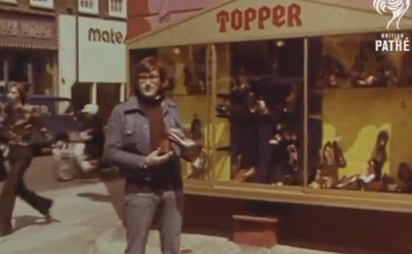 Watch this hilarious 70s video warning about the 'dangers' of platforms shoes!