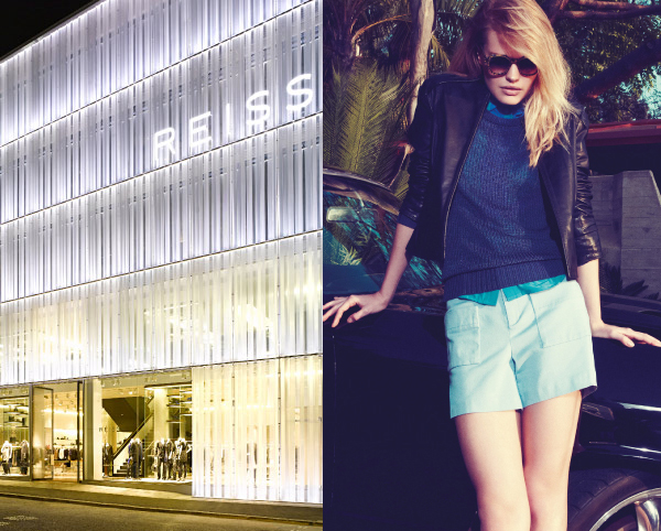 Shop like a celeb with Reiss!