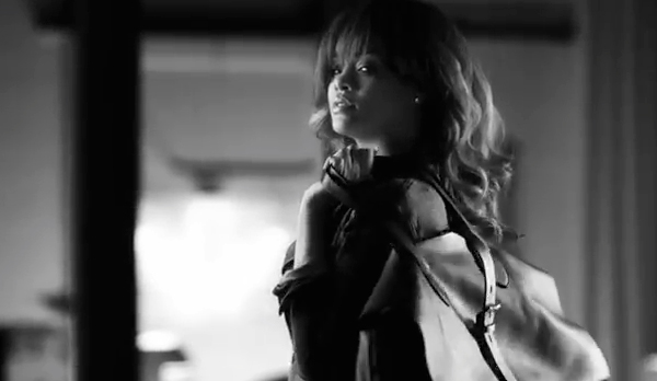 Rihanna sets pulses racing in steamy new Armani Jeans commercial