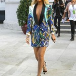 Rihanna rocks Stella McCartney – and only Stella McCartney – in London