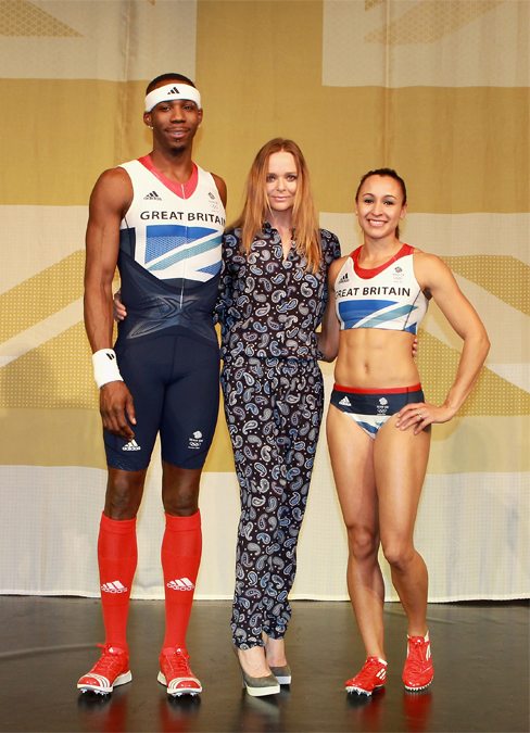 See the full Adidas Team GB Olympic and Paralympic kit as designed by Stella McCartney!