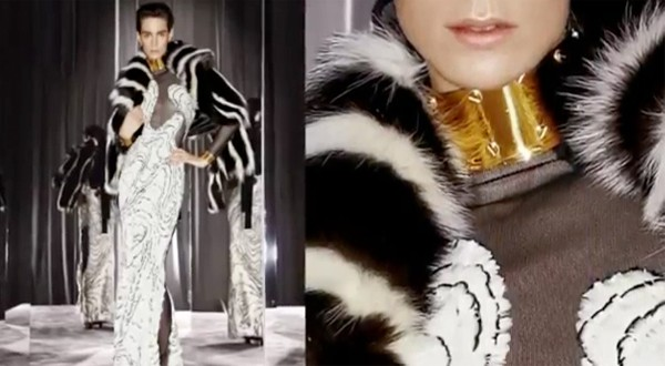 Check out Tom Ford's long-awaited autumn/winter 2012 collection!
