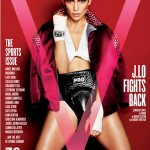 """I've always felt like a tough girl from the Bronx – but I have a soft core,"" Jennifer Lopez, V Magazine"