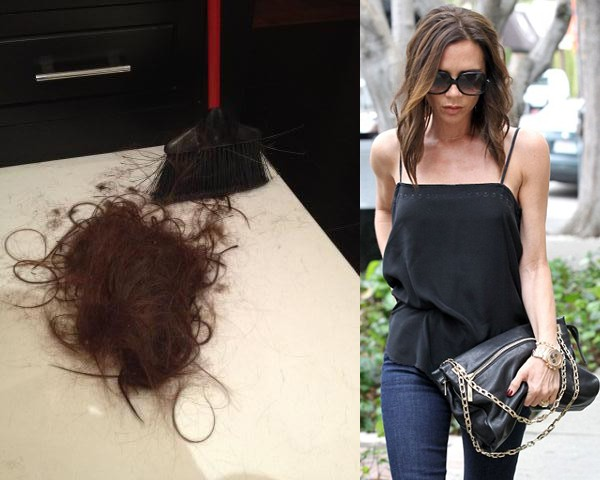 Victoria Beckham's hair gets the chop, Beckingham Palace goes on the market