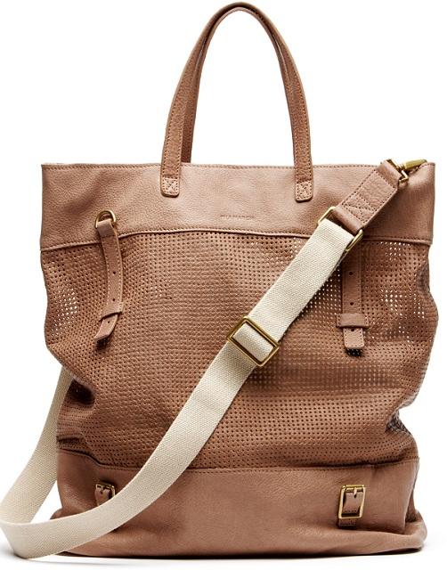 Lusting after the Tila March Audrey leather tote