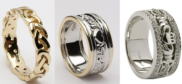 Wedding season purchase ALERT: Ring shopping at Celtic-WeddingRings.com