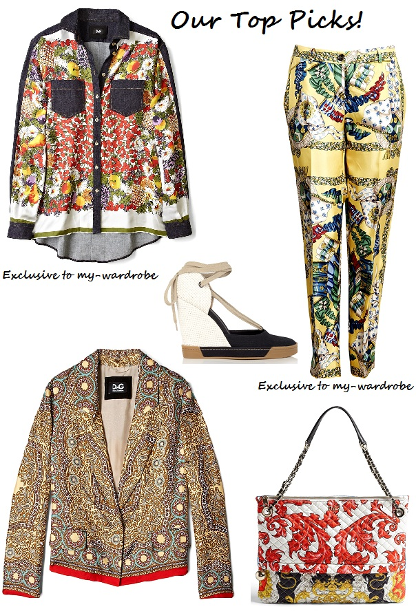Wednesday Wardrobe Wonder: The Final D&G Collection! *sobs*