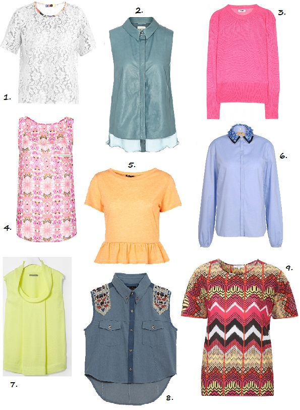 MFL Most Wanted: Snap-up-now high-low summer tops we love!