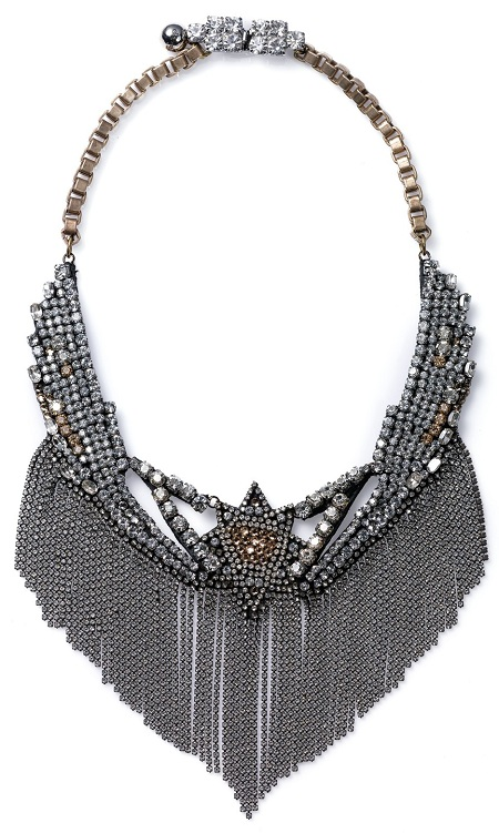 Neck candy ALERT: Shourouk necklaces at Matches