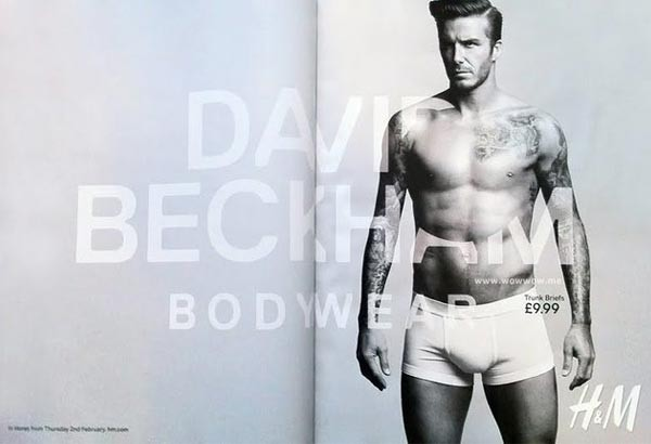David Beckham's H&M ad ISN'T banned – hooray!