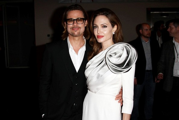 brangelina engaged