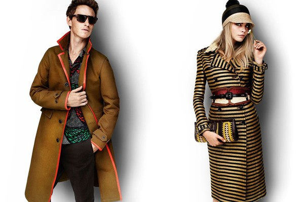 Top stories this week: Burberry becomes billion Pound business, Aquascutum goes into administration and Brangelina get engaged