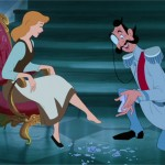 Cinderella's glass slipper gets the Christian Louboutin treatment