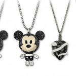 Swarovski adds Minnie and Mickey Mouse pendants to its Disney jewellery collection