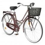 Do you love Dolce and Gabbana's brand new Animalier bicycle?