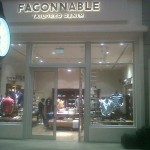 Façonnable opens three brand new stores in the Middle East