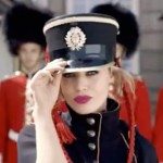 Watch Georgia May Jagger get patriotic for Rimmel London's 1000 Kisses lip tint!