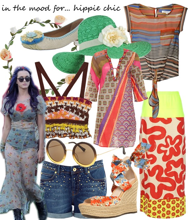 Midweek Moodboard: Yippee for hippie!