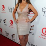 Jennifer Love Hewitt in Hervé Léger for The Client List premiere