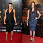 Who wore it better? Kim Kardashian vs Ashley Greene in Givenchy Resort