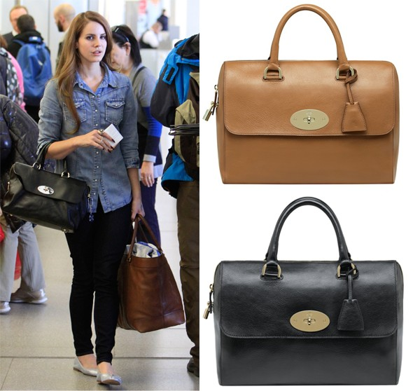 Mulberry releases a limited number of Del Rey bags TODAY!