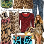 Midweek Moodboard: Loving the leopard print