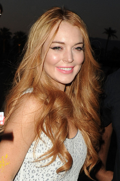 Lindsay Lohan confirmed to play Elizabeth Taylor in new movie