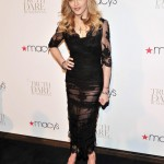 Madonna dares to bare in Dolce and Gabbana