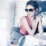Mila Kunis for Dior's Summerset Spring/Summer 2012 eyewear campaign