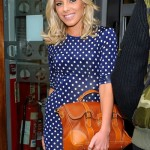 Mollie King becomes new face of Aspinal of London, has bag named after her