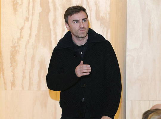 Top stories this week: Raf Simons in at Dior, Mulberry releases Del Rey early and David Beckham will cover Elle all by himself!