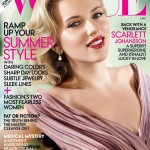 Scarlett Johansson covers May's American Vogue!