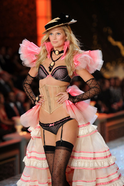 Meet Toni Garrn, the newest Angel in the Victoria's Secret family