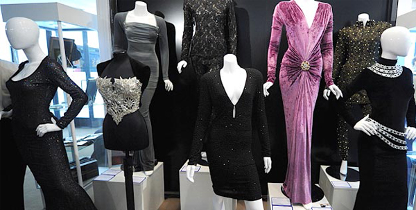 Whitney Houston's wardrobe fetches $82,025 at auction!