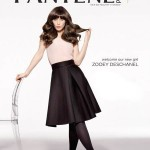 Zooey Deschanel becomes the new ambassador of Pantene