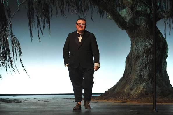 Is Alber Elbaz the only 'real' designer left?
