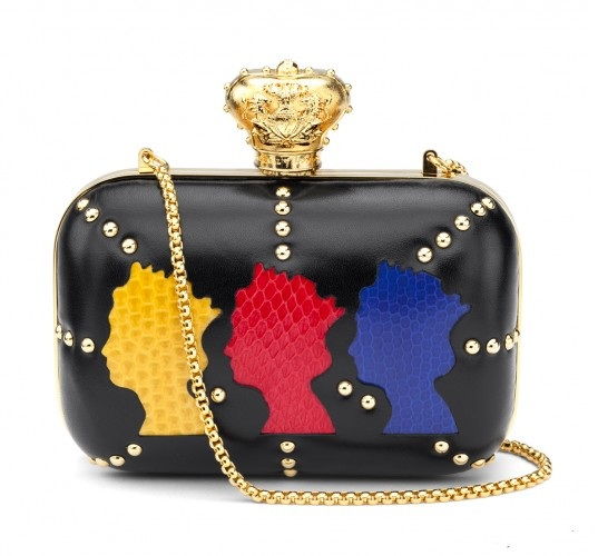 Handbag lovin'….Limited Edition Aspinal of London Jubilee Clutch