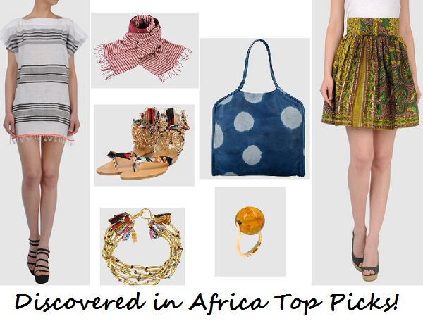 Spotlight on…Discovered in Africa by Vogue Italy