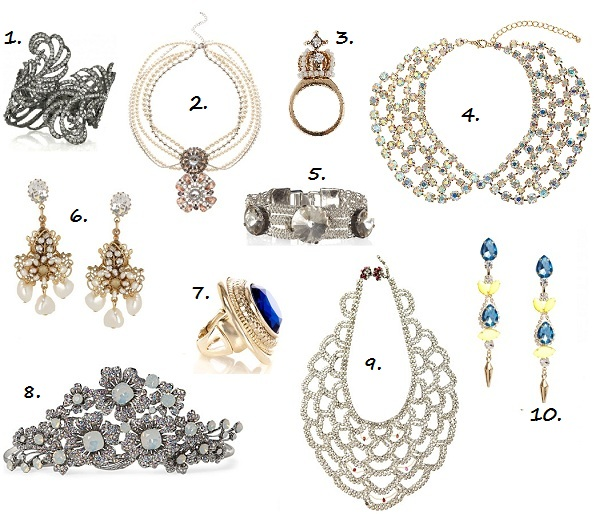 10 sparkly buys to outshine the Crown Jewels!