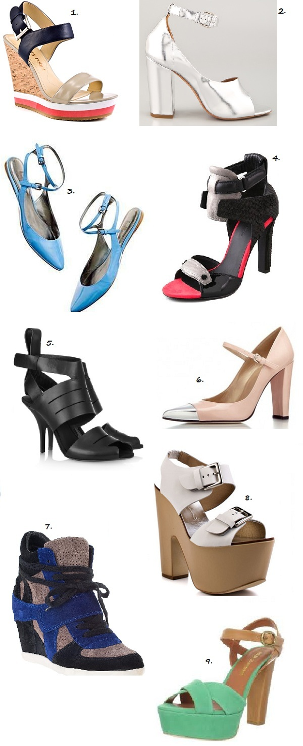 Tuesday Shoesday with shopbop.com!