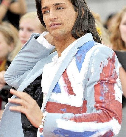 Five minutes with…Made in Chelsea's Union Jack loving Ollie Locke