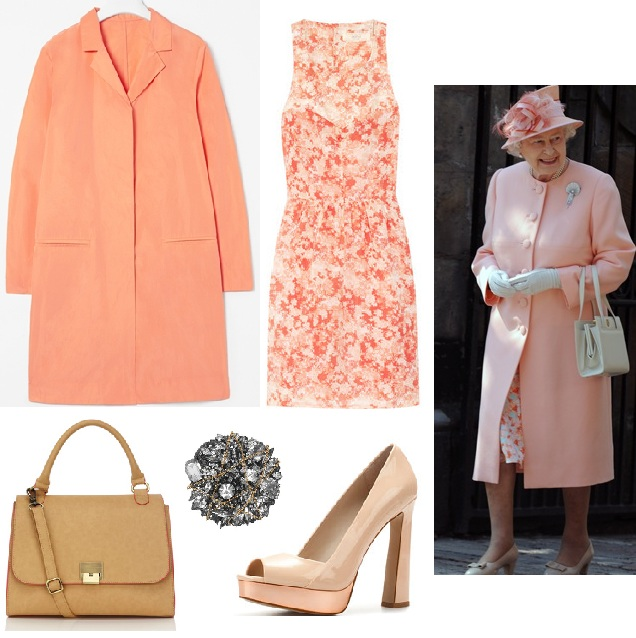 How to do Queen Chic…minus Buckingham Palace!