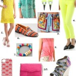 Snap-up-now summer brights at shopbop.com!