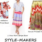 Style-making, Bank-breaking, Penny-saving skirts!