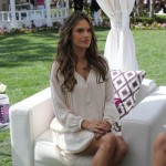 Alessandra Ambrosio gives birth to a baby boy!