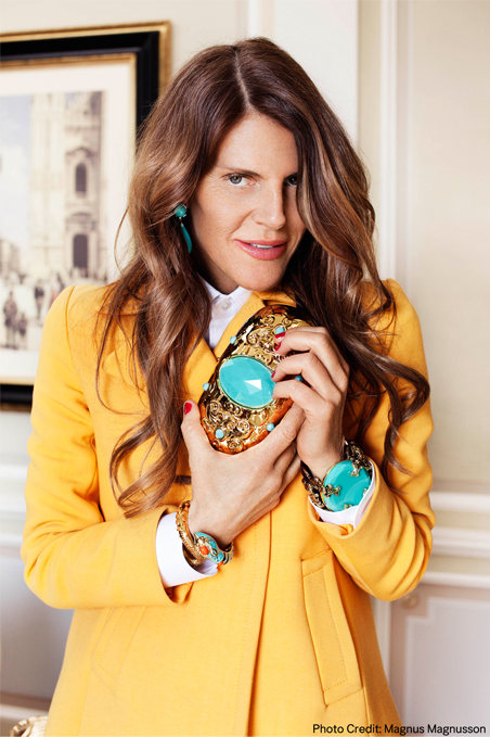 Anna Dello Russo to launch OTT accessories collection with H&M!